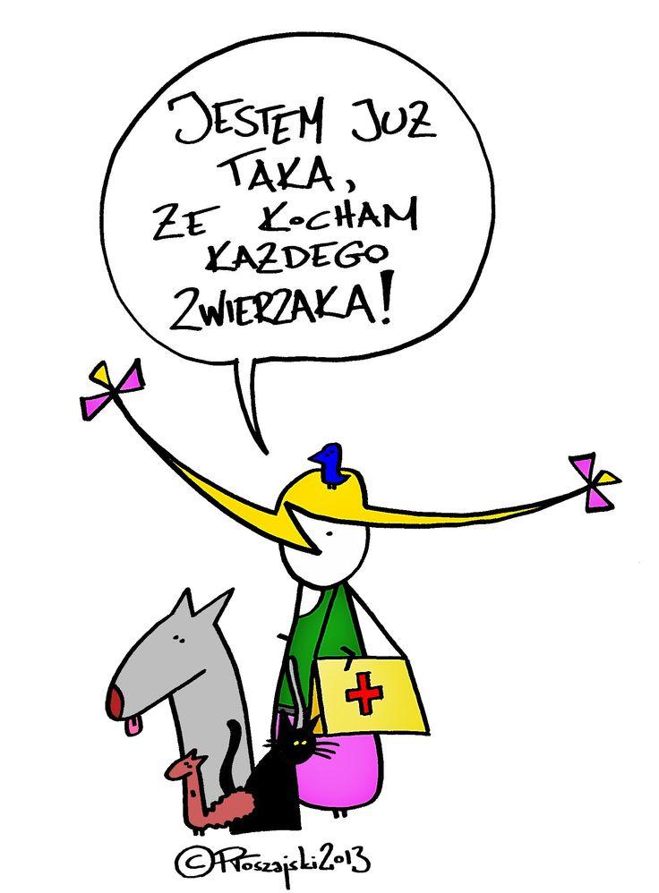 Viva Pani Weterynarz!