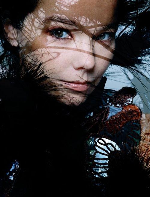 black. Björk ~Music, Bjork, Beautiful, Band Shots, Björk