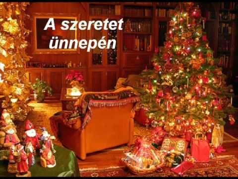 Karácsonyi dal - A szeretet ünnepén