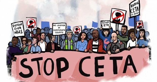 Η τερατώδης συμφωνία CETA υπογράφτηκε από την Ελλάδα!
