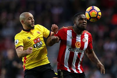 I Am Glad We Bounced Back -Anichebe     Victor Anichebe is delighted to see Sunderland bounce back from their mid-week defeat at home to Chelsea to beat Watford1-0 at the Stadium of Lighton Saturday. Anichebe who passed a late fitness test to feature in the encounter also praised the fans for their support during the encounter.  The 28 year old who has made seven appearances for the Black Cats in the English Premier League scoring three timeswas also pleased with the clean sheethis side…