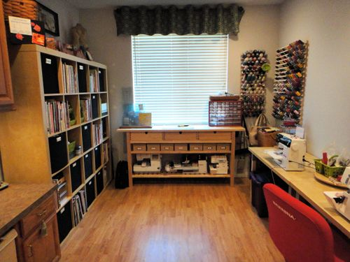 sewing room ideas small sewing rooms sewing spaces scrapbooking rooms
