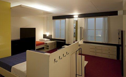 Harrenstein slaapkamer - Stedelijk Museum Amsterdam