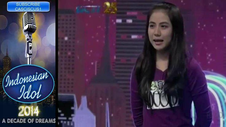 Nisya Andesita - Audisi Jogja - Indonesian Idol 2014 - Titanium (+playlist)
