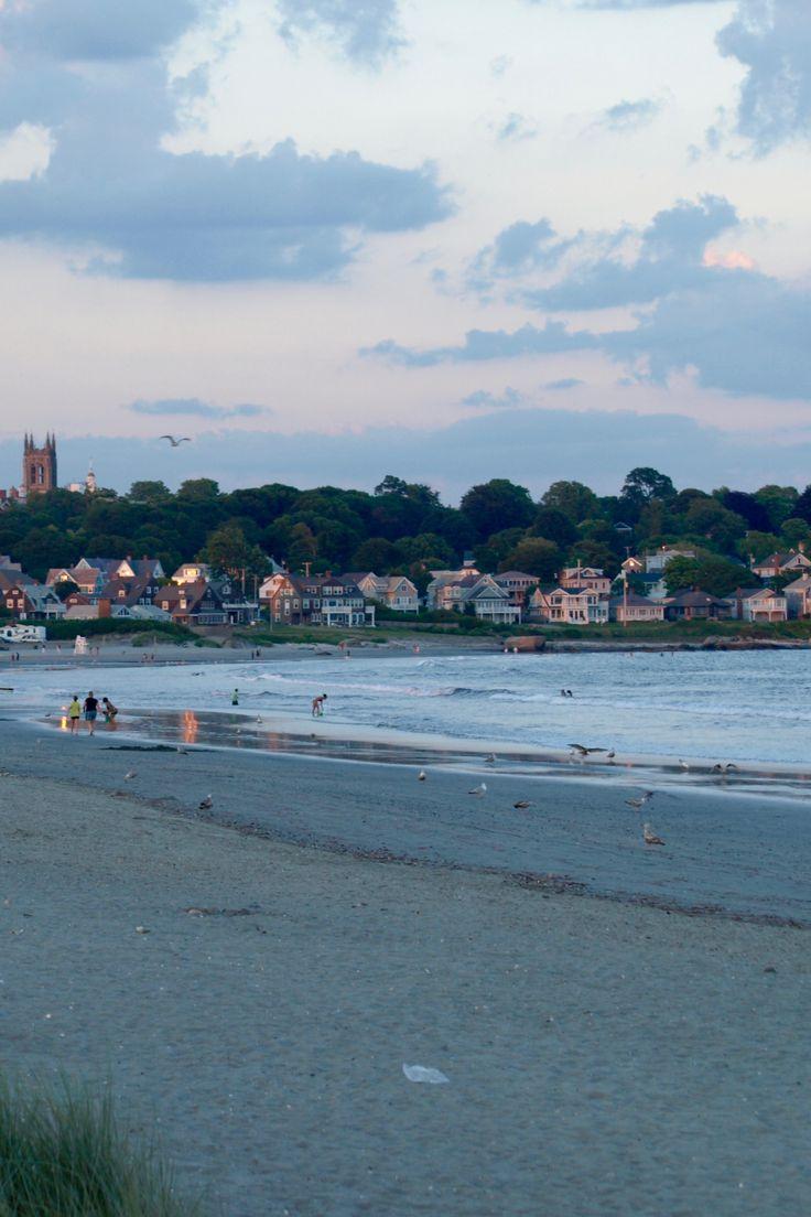 Travel | Rhode Island | Beaches | Coastal | Beautiful | Scenic | Unique | Picturesque | Summer | Road Trip