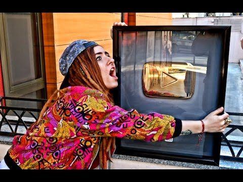 AM PRIMIT BUTONUL DE UN MILON DE ABONATI - YouTube