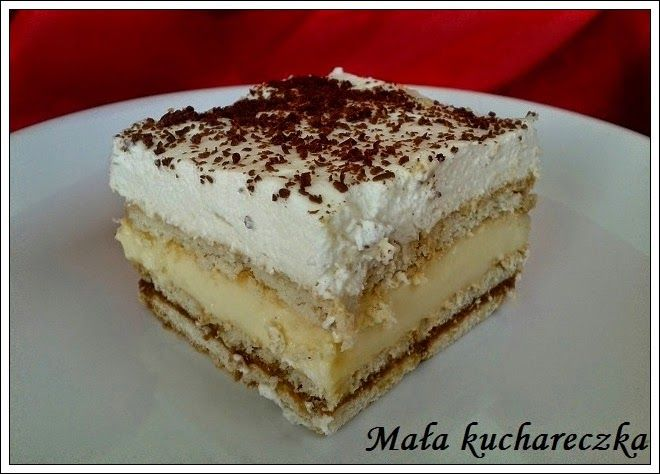 Mała kuchareczka: Bardzo proste ciasto bez pieczenia (3 Bit)