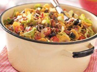 Yum... I'd Pinch That! | Taco Salad
