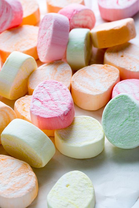 #Recipe: Marshmallow Easter Eggs