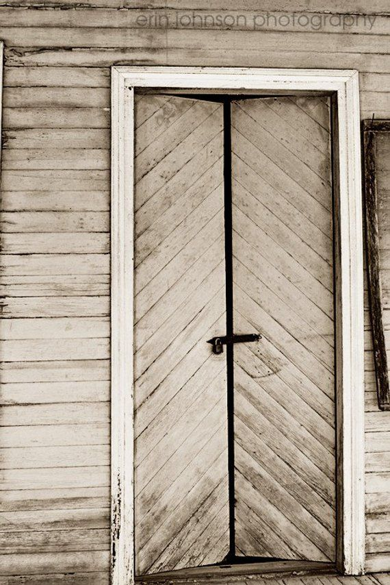 rustic home decor door photography sepia wall art large farmhouse rh pinterest com