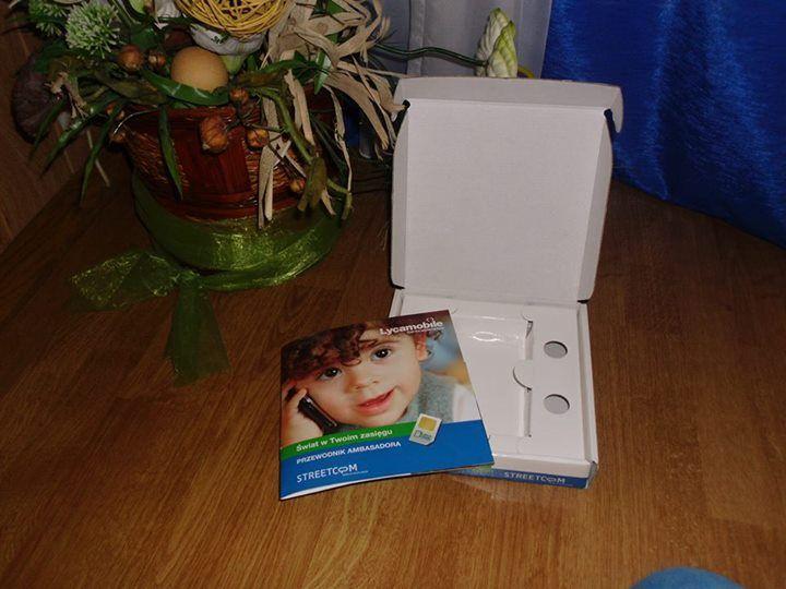 Zostało puste pudełeczko, startery rozdane  #swiatwtwoimzasiegu https://www.facebook.com/photo.php?fbid=529311550525431&set=o.145945315936&type=1