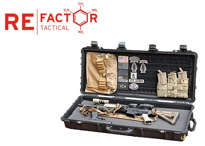 RE Factor Tactical Pelican Case Insert