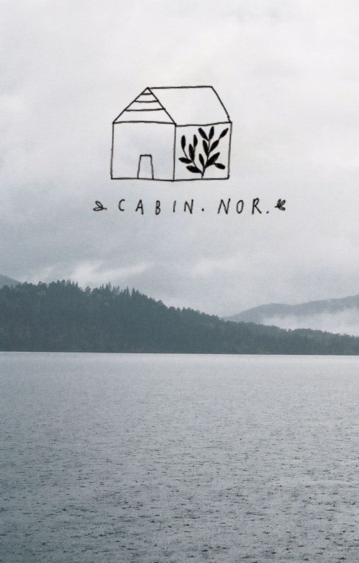 Cabin design ryn frank graphic for Kitchen decoration logo