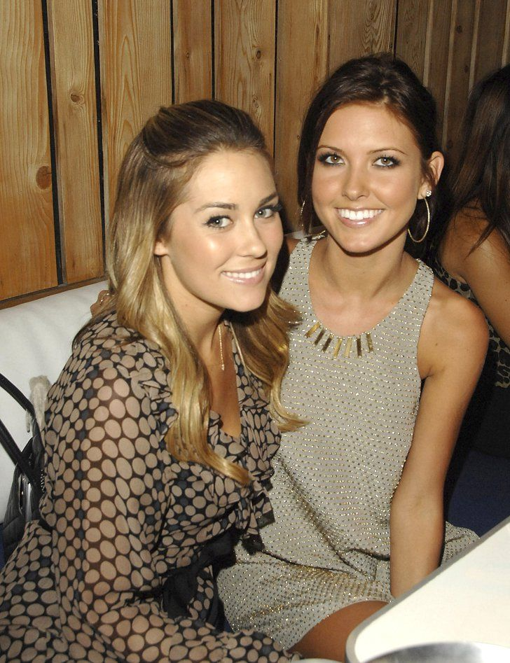 Pin for Later: Blast From the Past: The Casts of Laguna Beach and The Hills  Lauren Conrad and Audrina Patridge hung out in Toronto in August 2007.