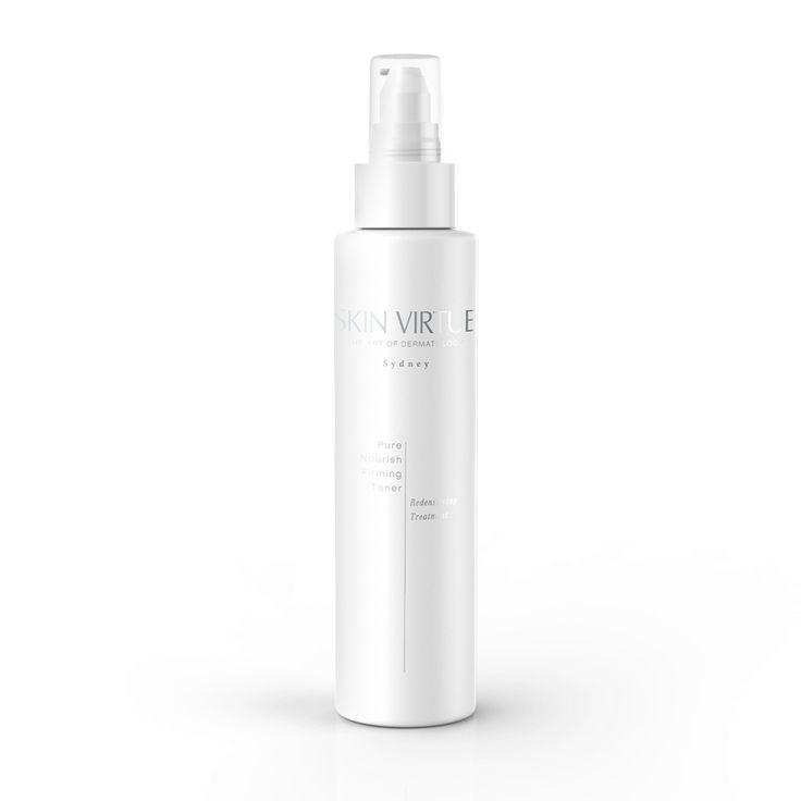 Pure Nourish Firming Toner   Redensifying Treatment – Skin Virtue