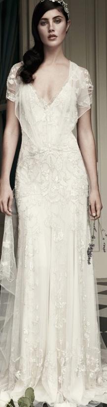 76 best Jenny Packham images on Pinterest | Wedding frocks, Short ...