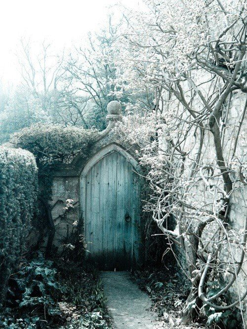 Get your key and open the garden gate to the Secret Garden.