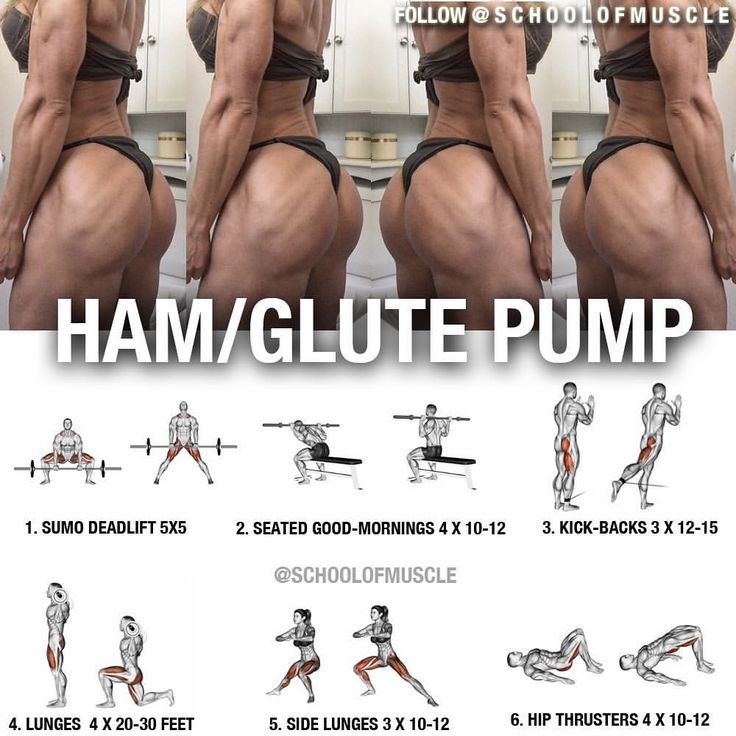 """1,171 Likes, 20 Comments - School Of Muscle (@schoolofmuscle) on Instagram: """"✅ Hammie and Glute Workout! . . . And Men, It's Your Duty To Tag That Booty . Tag your gf or…"""""""