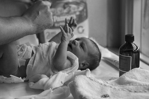 Prodotti naturali per la cura della pelle dei bimbi