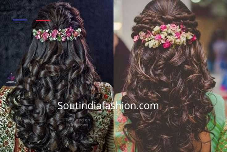 Top 10 South Indian Bridal Hairstyles For Weddings Engagement Etc Top 10 South Indian Bridal Hairstyles For Weddings Engagement Etc Br The Best South India In 2020