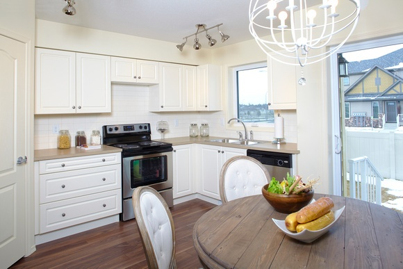 Everyone loves a bright and inviting kitchen.