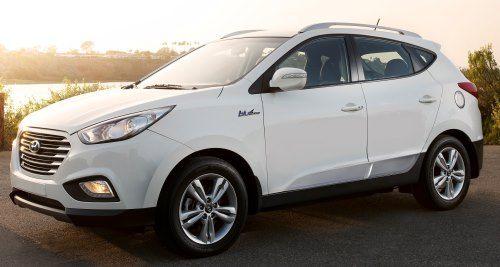 Hyundai Tucson Fuel Cell Vehicle