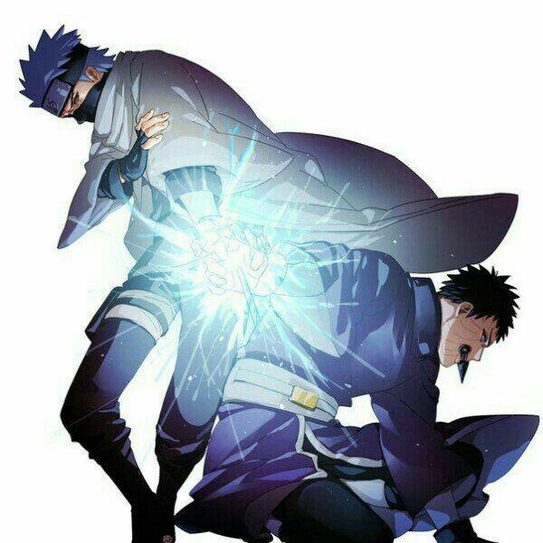 1672 Best Naruto Obito X Rin X Kakashi Images On Pinterest