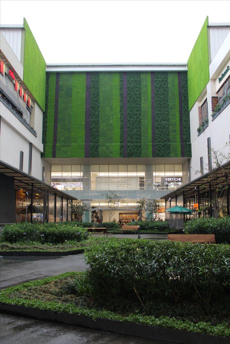 Las 25 mejores ideas sobre jardines cuadrados en for Jardines terapeuticos en hospitales