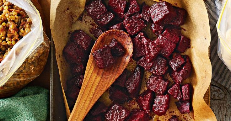 Beetroot, spiced with garlic, cumin, paprika, coriander and chilli, is taken to a whole other level in this sensational side dish.