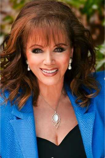 2015-03-03 Media Leader Jackie Collins Author Best-selling novelist with 500 million books sold