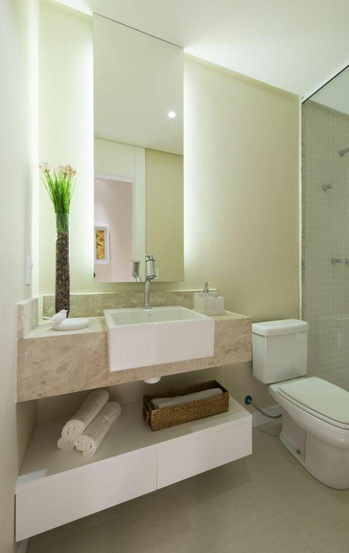 17 meilleures id es propos de miroir salle de bain sur. Black Bedroom Furniture Sets. Home Design Ideas