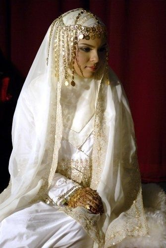 Hijabi Brides In White | Hashtag Hijab