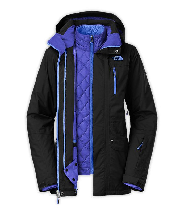 The North FaceWomen'sJackets & VestsSkiing/SnowboardingWOMEN'S THERMOBALL™ TRICLIMATE® SNOW JACKET