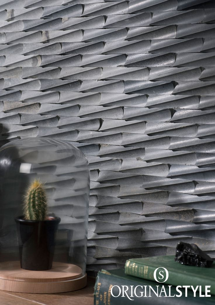 If you are looking for dramatic effect tile a panel or alcove with these Storm Dark Grey stone mosaics.