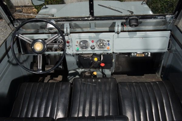 1964 Land Rover Santana 109 Stock 78 For Sale Near Valley Stream