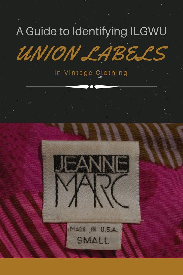 dating vintage union etiketter 40 dages datingside og mail