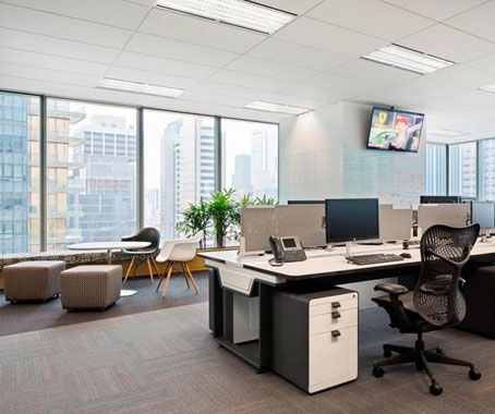 35 best Open space office images on Pinterest Open spaces