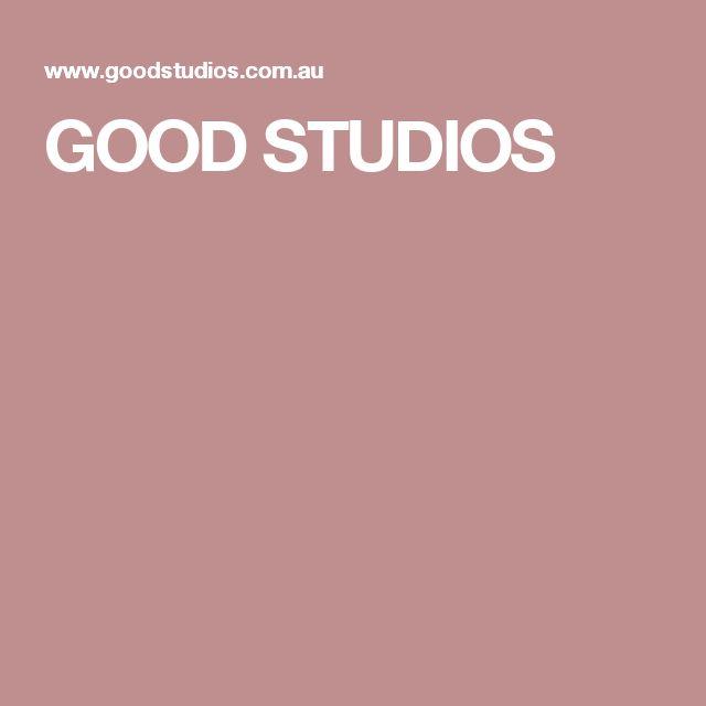 GOOD STUDIOS