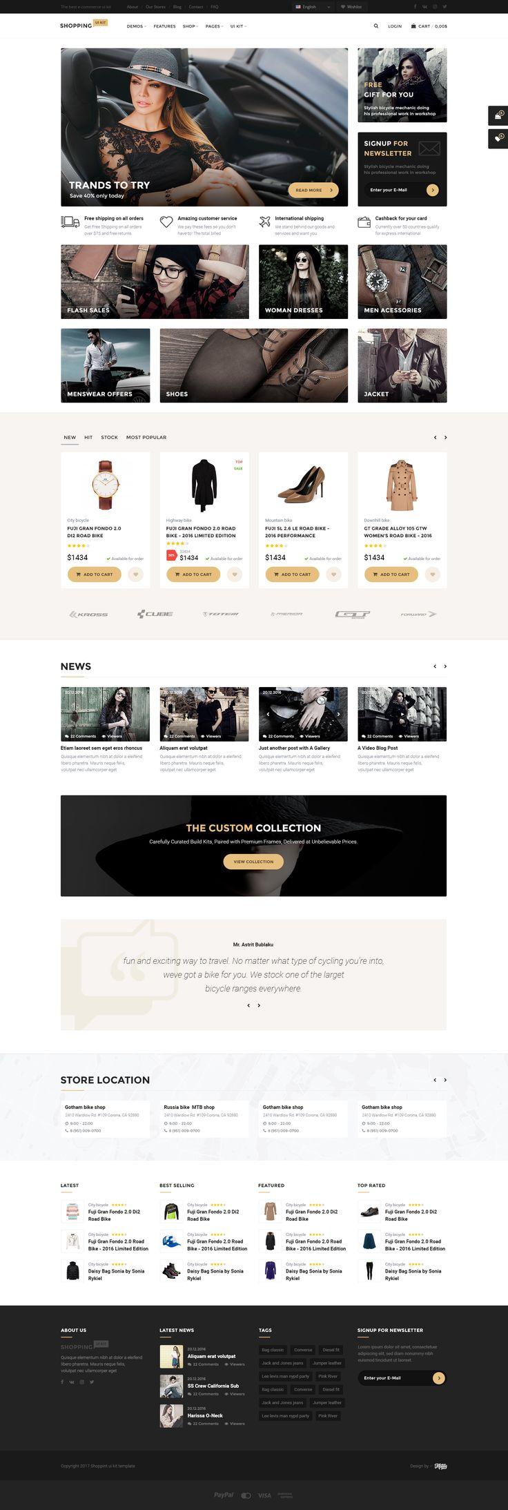 49 besten Web Bilder auf Pinterest | Design web, Design websites und ...
