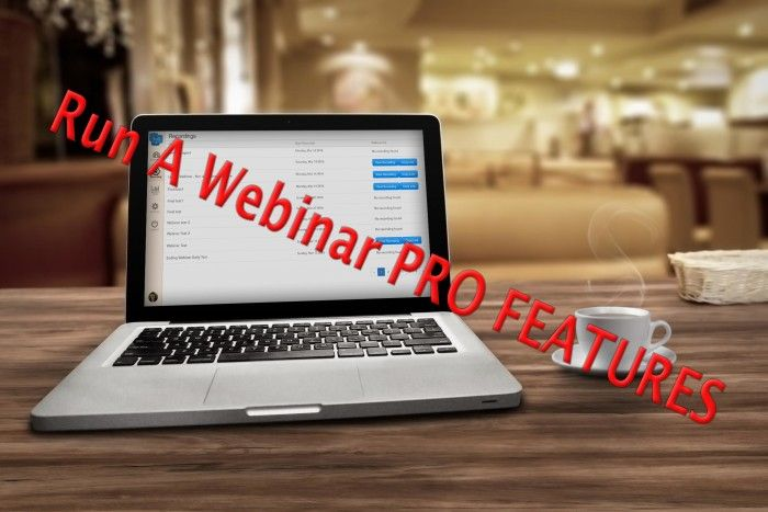 Run A Webinar PRO Features By Sam Bakker Review : Outstanding & Incredible Upgrade That Will Give You 4 High Quality Landing Page Templates And More Pro Features That You Can Customize And Use To Run Your Webinars, Generate Leads And Register Attendees