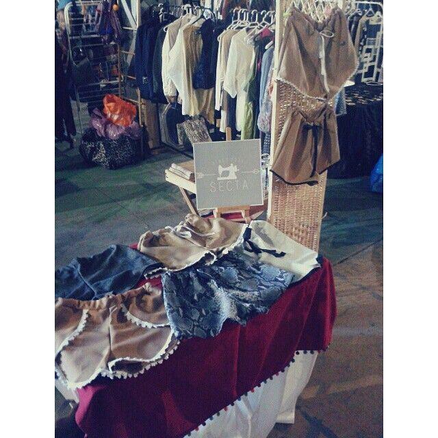 Instagram media secta_calcoes - Banca montada! Estamos a sua espera no LX Market!!