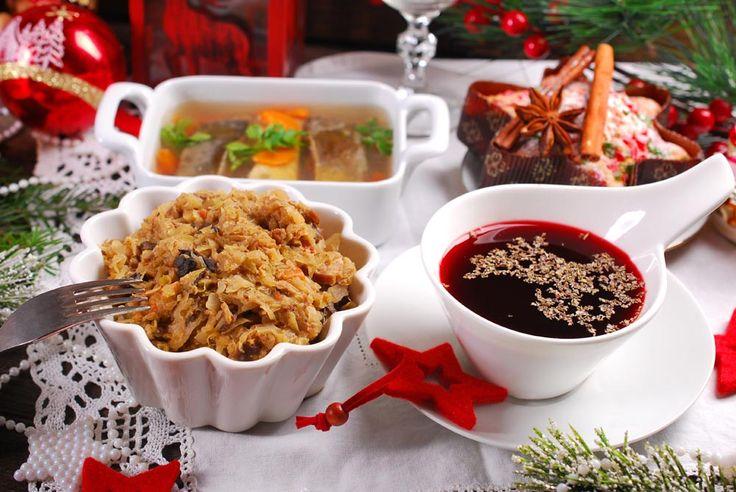 9 Christmas place settings - 9 karácsonyi teríték - Megaport Media
