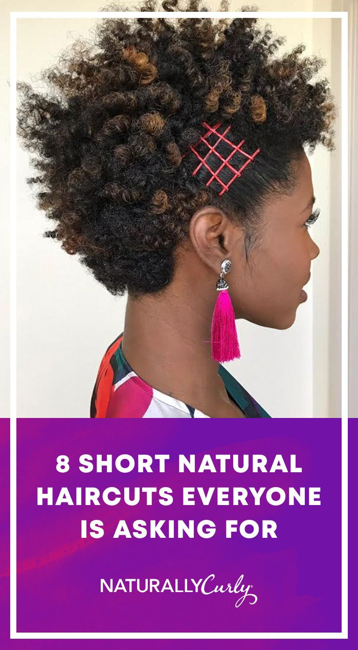 8 short natural haircuts everyone is asking for | short