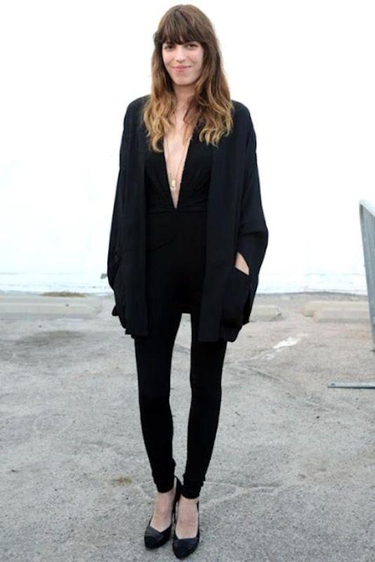 Style Icon Lou Doillon