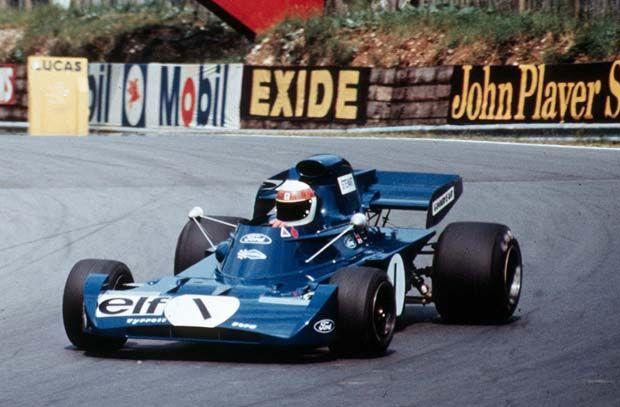 1972 GP Wielkiej Brytanii (Jackie Stewart (Tyrrell 005 - Ford)