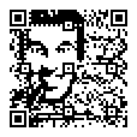 """Praise/Kill """"BOB"""" sez Doktor BTM the KING OF SLACK -  SubGenius Slackfux Unite! ----> Simply take a picture/scan of this QR CODE with a cell phone QR reader/scanner app, and a link will pop up to my KingOfSlack website that will open in your cell phone's browser. Share/print/distro this """"BOB"""" QR CODE!"""