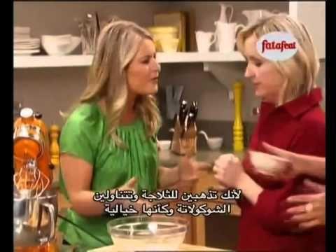 كب كيك بالشوكولاتة سعرات اقل اطبخ وانحف youtube original