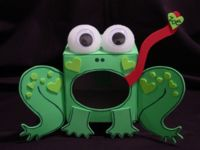 mailbox frog