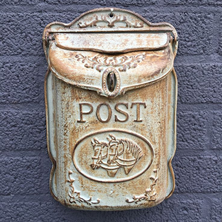 postbus; te bestellen op handgemaakt.eu