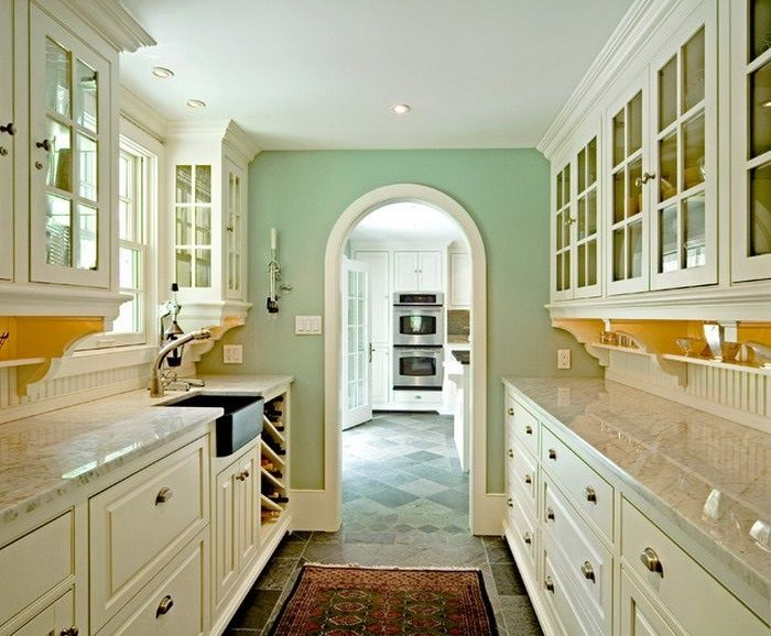 Traditional Kitchen Galley Kitchen Design, Pictures, Remodel, Decor And  Ideas   Page 13